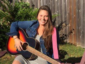 Kimberly Dolan. Music Therapist. Kingston, Ontario.