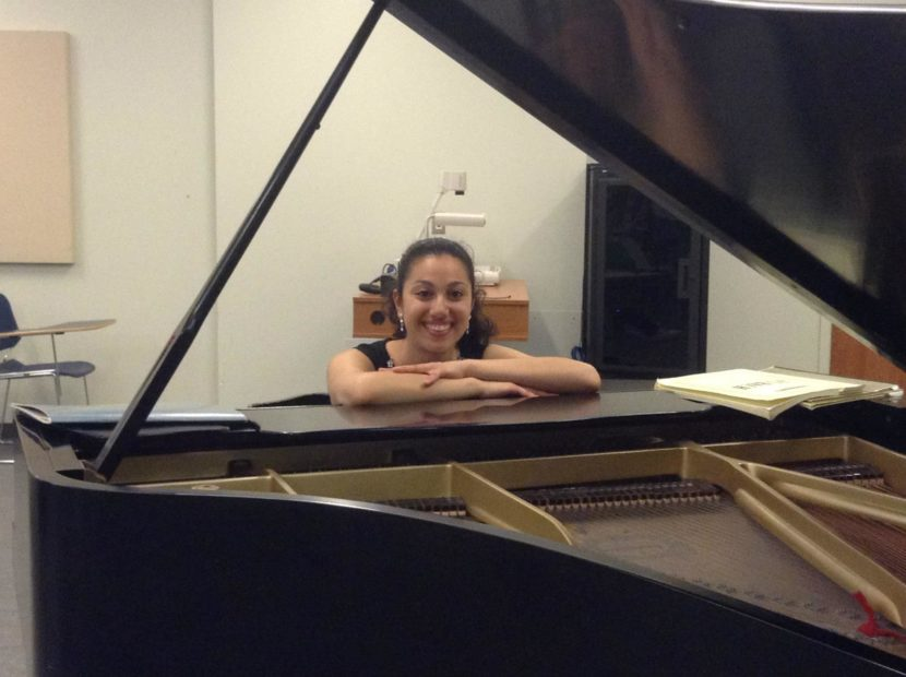 Christine Naguib. Accredited Music Therapist. Masters of Music Therapy. Kingston Ontario. Find Your Voice Music Therapy.