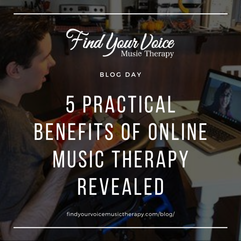 Online Music Therapy & Counselling. Find Your Voice Music Therapy. Kingston, Ontario. Halifax, Nova Scotia, Canada