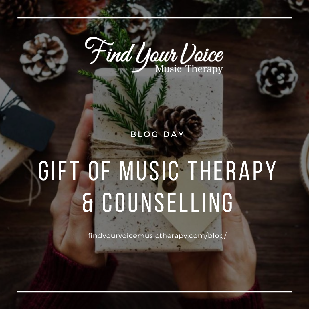 Music Therapy. Counselling. Online. Virtual. Mental Health. Depression. Anxiety. Panic Attacks. Canada.