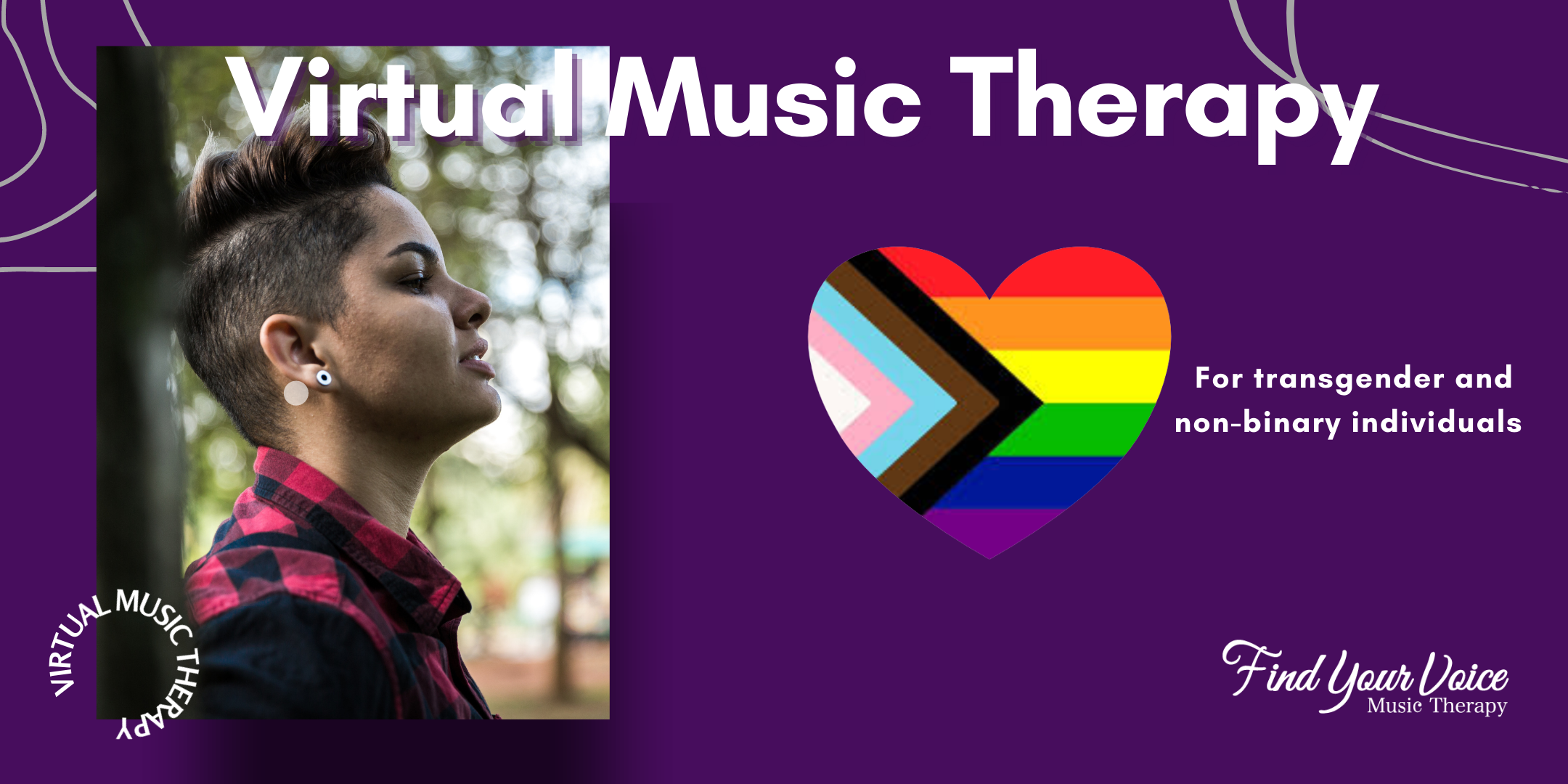 Music Therapy. Nova Scotia. Halifax. Transgender. Non-Binary. Trans. Voices. Transitioning. Therapy.
